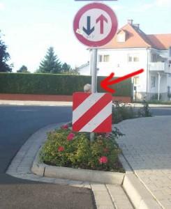 Der sichere Schulweg in Rödermark, Ober-Roden.