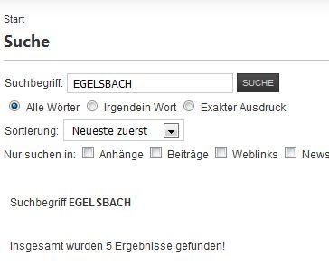 AL/DieGruenen und Egelsbach