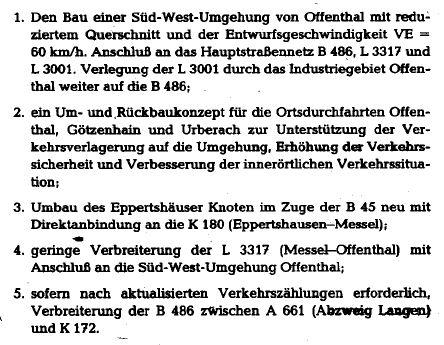 KL-Trasse im Bundestag