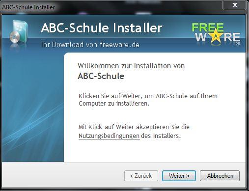 Freeware mit Nutzungsbedingung und AGB