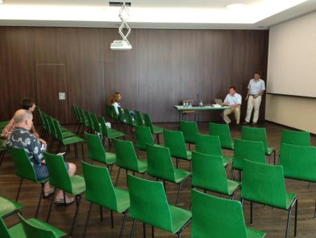 Bürgerveranstaltung zum Haushalt 2013 Rödermark