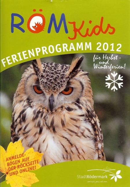 RömKids. Ferienprogramm 2012