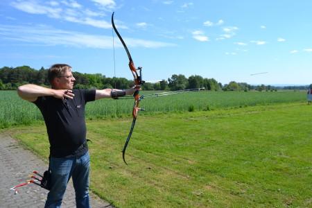 Schützenverein Diana, Bogenschießen