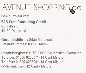 Avenue-Shopping