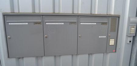 Briefkasten in der Borsigstraße, Rodgau