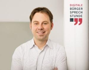 Digitale Bürgersprechstunde mit Jens Zimmermann SPD