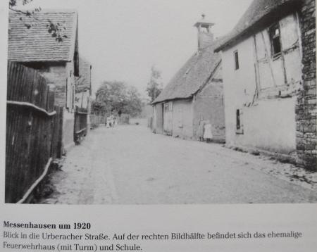 Schule in Messenhausen