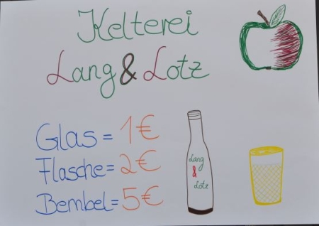 Apfelweinkelterei in Urberach, Wagnerstraße 13