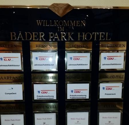Einladung nach Fulda