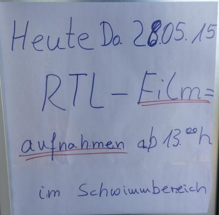 RTL im Badehaus Rödermark