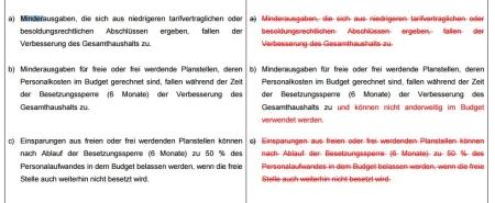 Richtlinien zur Ausführung des Haushaltes der Stadt Rödermark