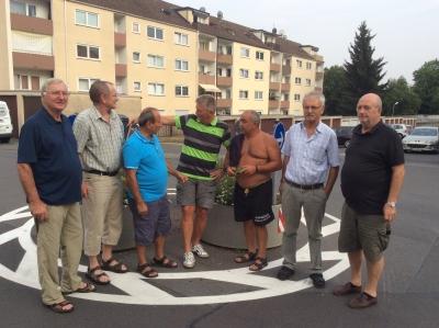 Sommerfraktion SPD-Rödermark. 13.08.2015