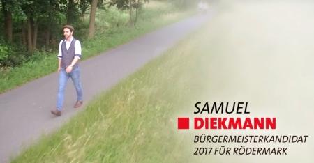 Bürgermeisterkandidat der SPD Rödermark
