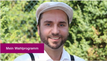 Wahlprogramm Samuel Diekmann