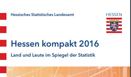 Statistik. Hessen kompakt 2016