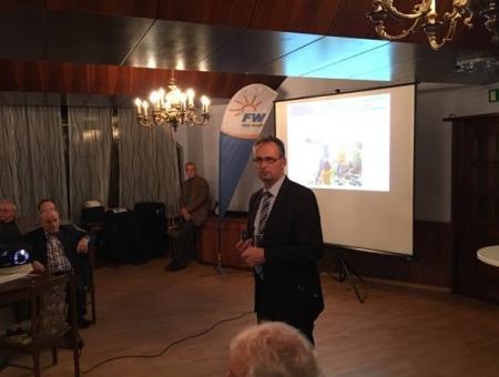 Bürgermeisterkandidat der CDU Rödermark. Carsten Helfmann