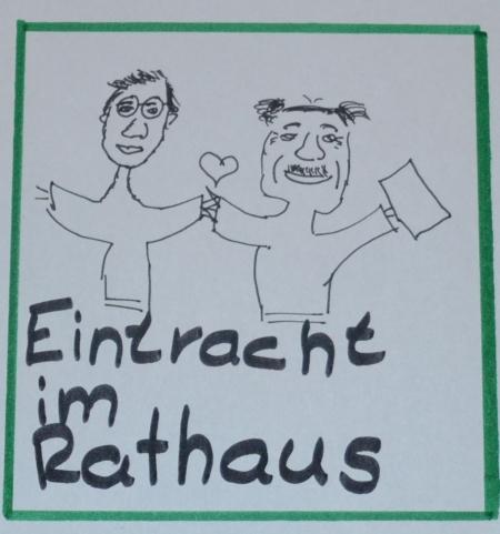 Kern und Rotter in Eintracht.