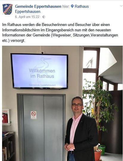 Epperthausen. Bürgerservice.
