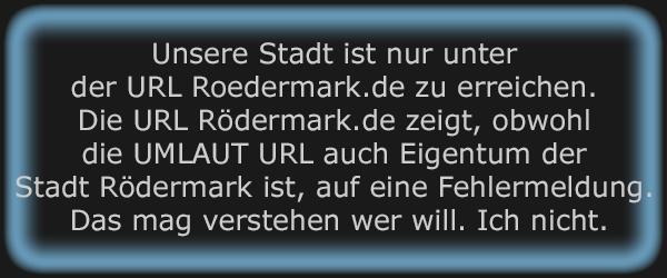 URL Stadt Rödermark