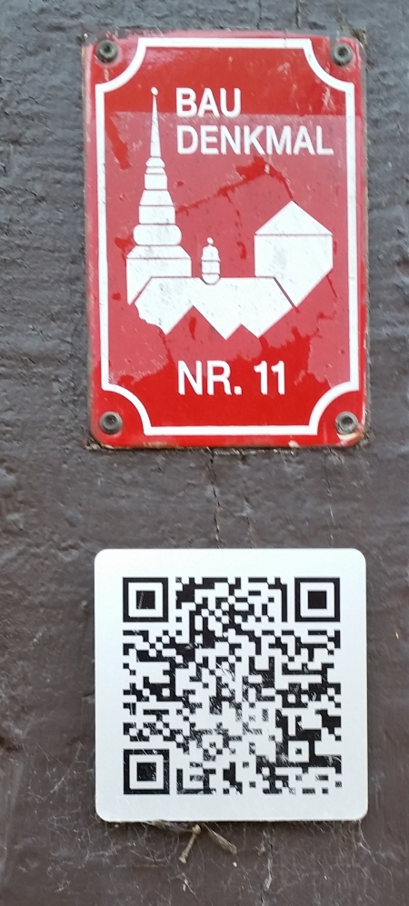 QR-Code Stade