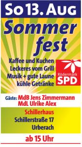SPD Sommerfest
