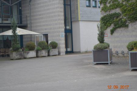Rödermark Elektrotankstelle. Kulturhalle