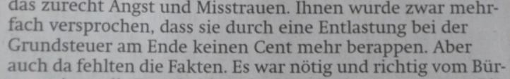 Offenbach Post. Notizbuch der Woche 17.06.2017