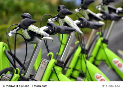 Leihräder in Rödermark.