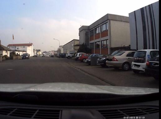 Komplizierte Situationen auf der Max-Planck-Straße