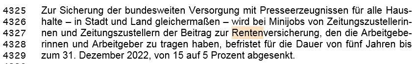 Das steht im Koalitionsvertrag CDU/SPD 2018