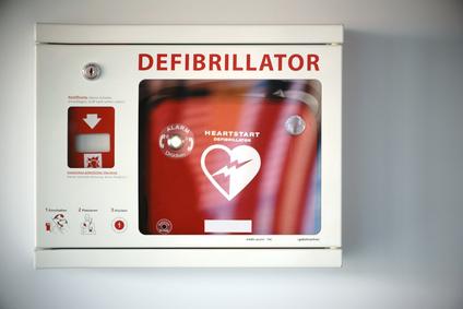 Ober-Roden. Defibrillator rund um die Uhr im Zugriff.