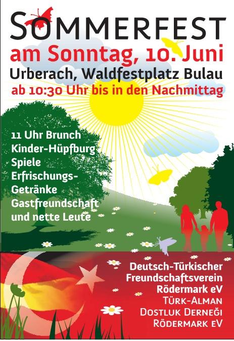 DTF, Deutsch Türkischer Freundschaftsverein
