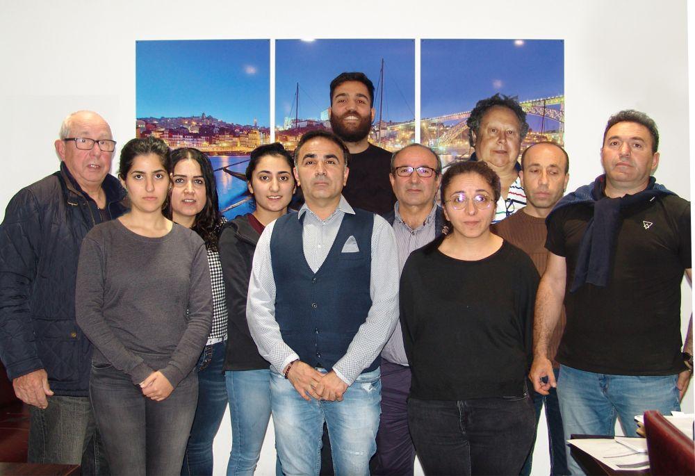 DTF Vorstand 2018