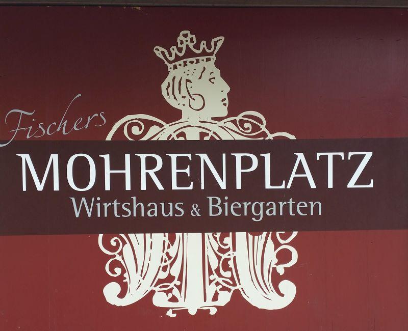 Mohrenplatz in GAP
