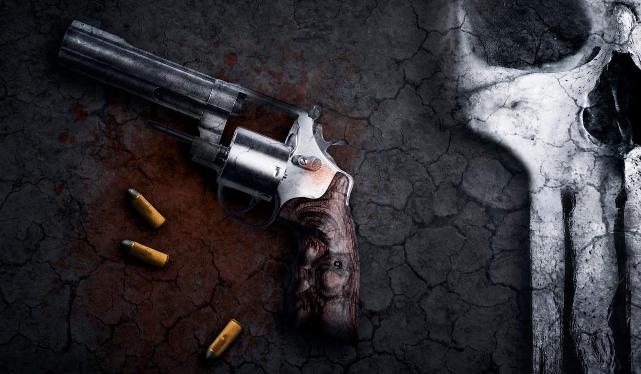 Waffen selber ducken.