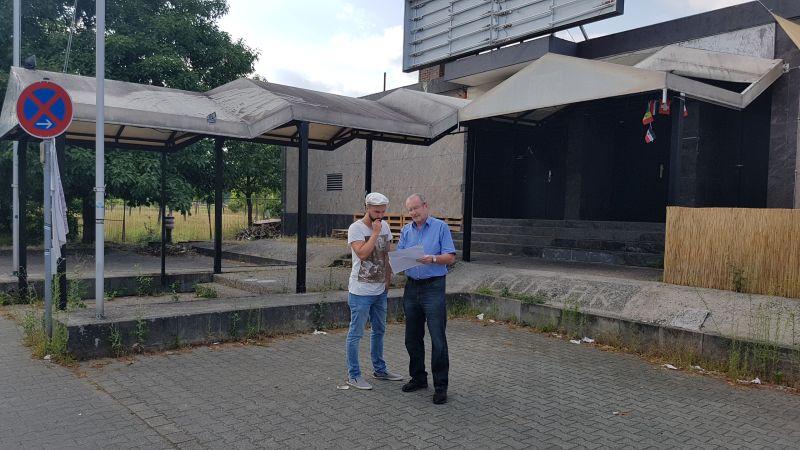 SPD fordert Abriss der Diskoruine