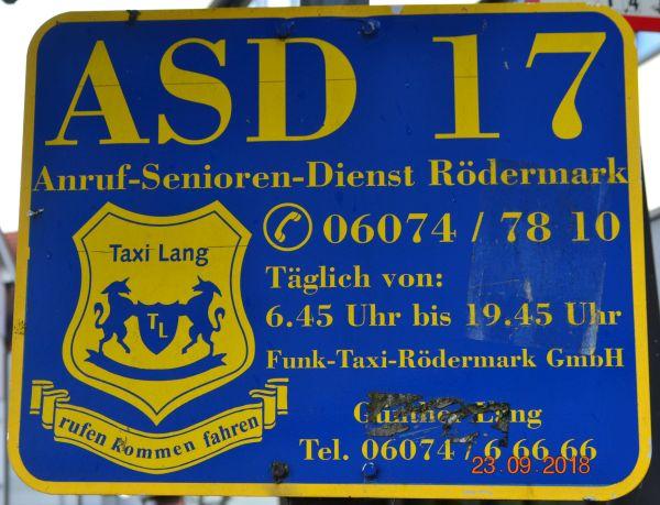 ASD. Anruf-Senioren-Dienst