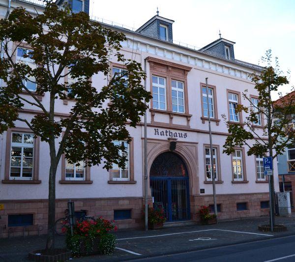 Rathaus Ober-Roden