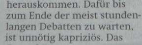 Offenbach Post. Herr Pelka.