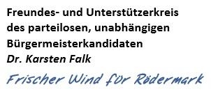 Unterstützerkreis Karsten Falk
