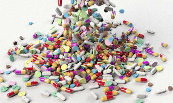 Eine neue Challenge? Pillen schlucken.