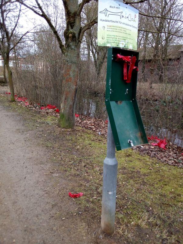 26.01.2019. Impressionen Dieburg Schlosspark