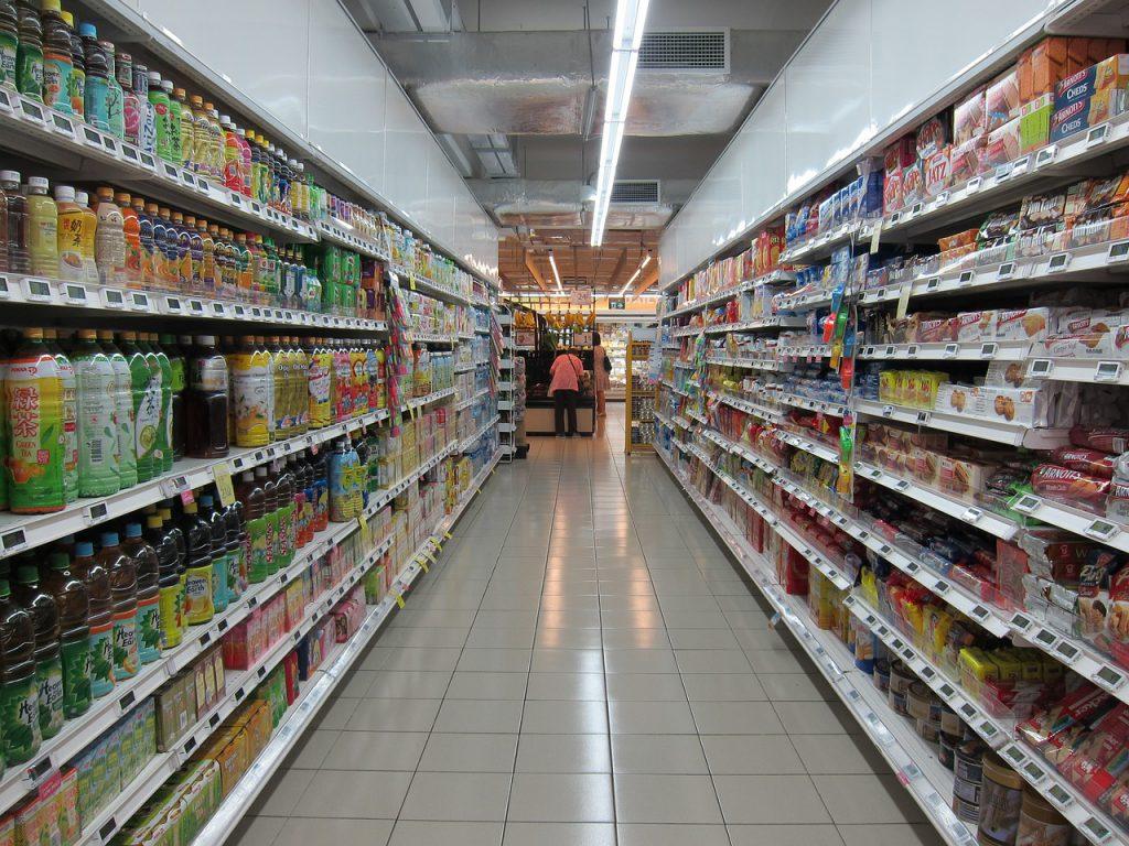 Großflächiger Einzelhandel