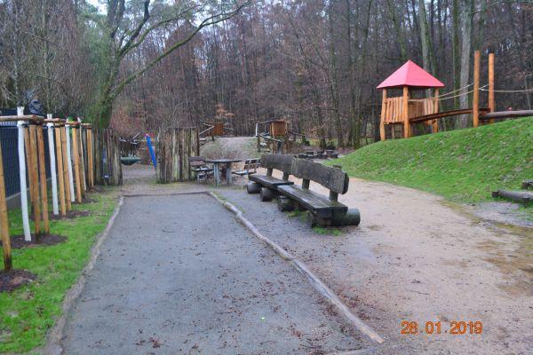 Kinderspielplatz Maigloeckchenpfad