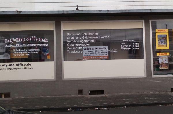 Postagentur auf der Dieburger Straße