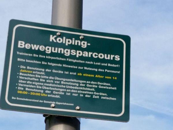 Senioren Spielplatz Eppertshausen