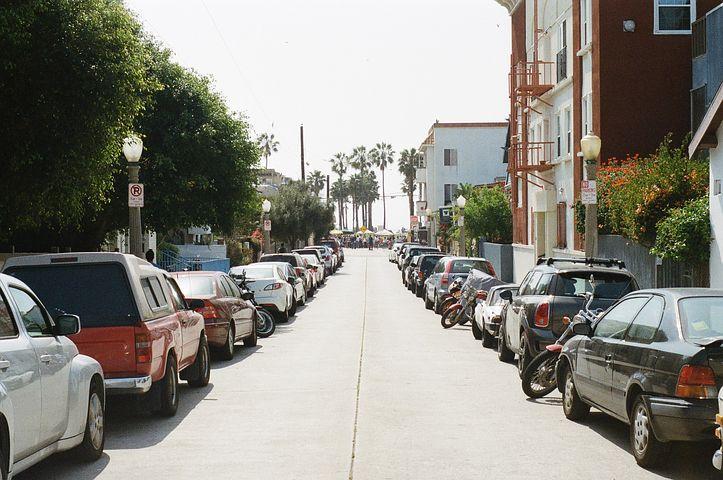 Fehlende Parkplätze