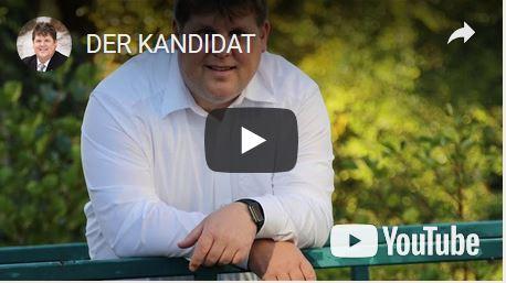 Video. Bürgermeisterkandidat für Rödermark. Dr. Karsten Falk