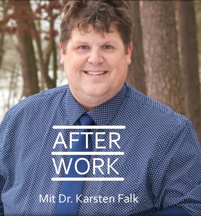 After-Work-Party mit Dr. Karsten Falk