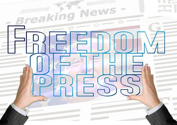 Pressefreiheit. Ein hohes Gut.